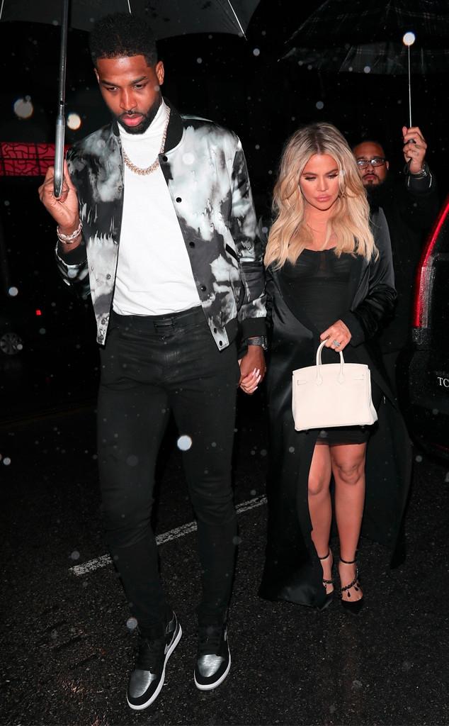 Khloe Kardashian, Tristan Thompson