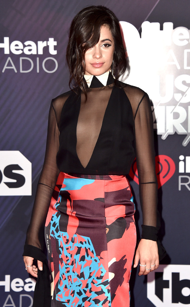 Camila Cabello, 2018 iHeartRadio Music Awards