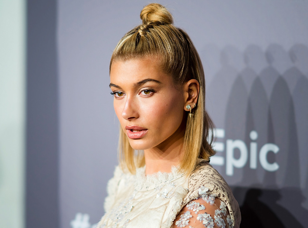ESC: Hailey Baldwin