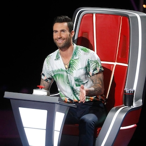 The Voice, Adam Levine