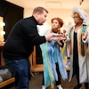 Oprah Winfrey, Reese Witherspoon and Mindy Kaling Act Out <i>A Wrinkle in Time</i> With James Corden