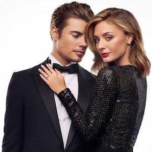The Arrangement, Josh Henderson, Christine Evangelista