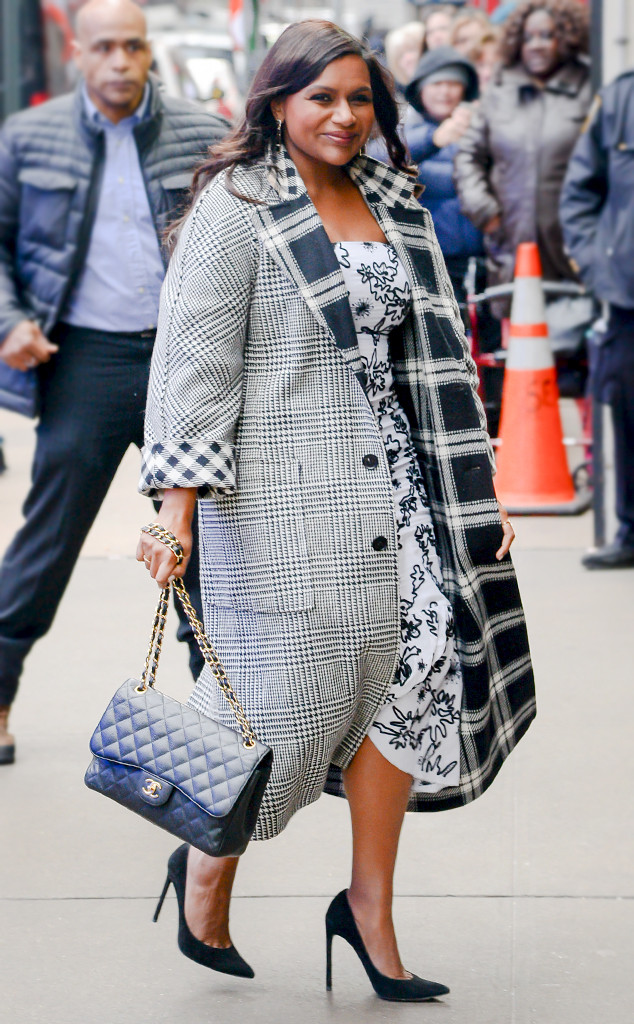 ESC: Mindy Kaling, Mixed Prints