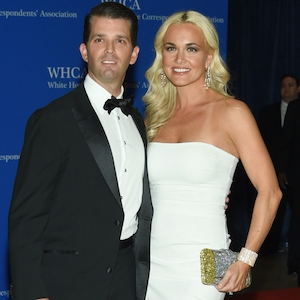 Donald Trump Jr., Vanessa Trump White House Correspondents' Association Dinner