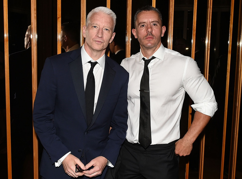 Anderson Cooper And Boyfriend of 9 Years, Benjamin Maisani, Split