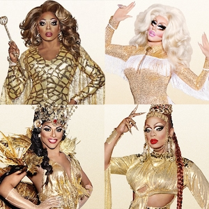 Drag Race All Stars Finalists