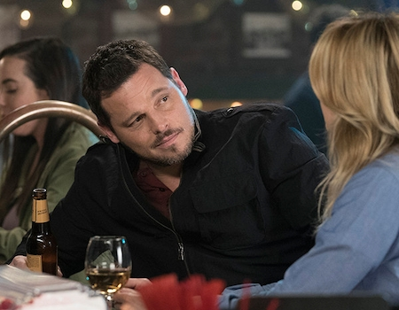 Grey's Anatomy Tells of First Loves and Someone's (Finally) Engaged