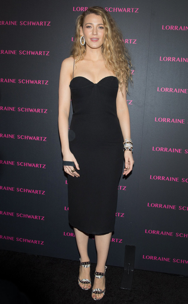Blake Lively Perfects the LBD and More Best Dressed Stars