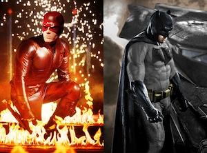 Ben Affleck, Daredevil, Batman, Stars Who Played Multiple Superheroes