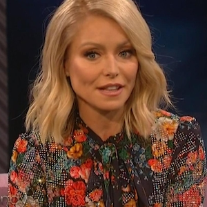 Kelly Ripa, The Wendy Williams Show