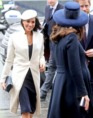 Meghan Markle, Kate Middleton, 2018 Commonwealth Day