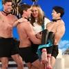Allison Janney Celebrates Her Oscar Win With Three Shirtless Hunks