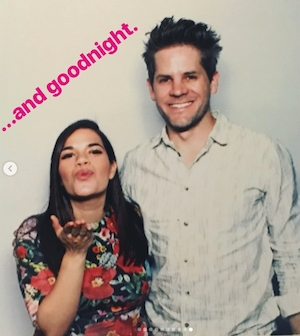America Ferrera, baby shower, Instagram