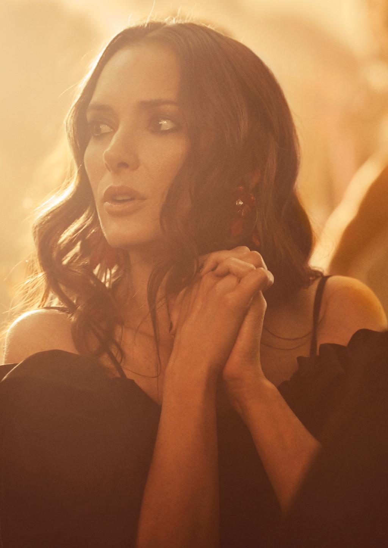 ESC: H & M Spring Campaign, Winona Ryder