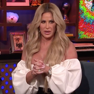 Kim Zolciak-Biermann, Watch What Happens Live