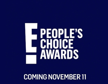 The 2018 People's Choice Awards Are Coming to E!—Watch the ...
