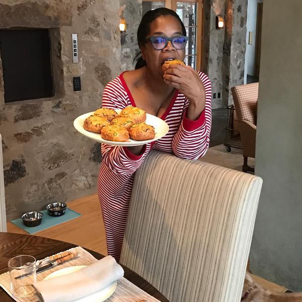 Oprah Winfrey, Instagram