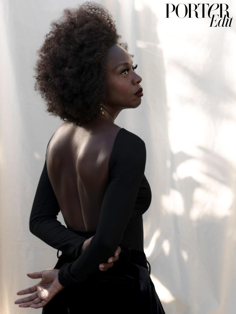 Viola Davis, PorterEdit