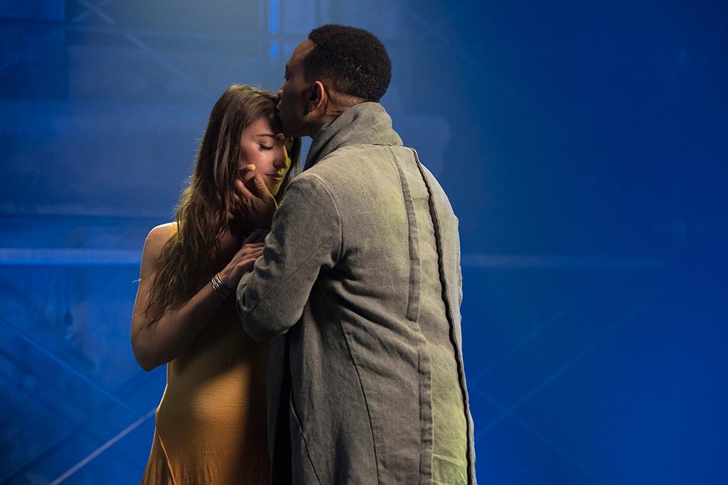 Jesus Christ Superstar Live Sneak Peek: John Legend, Sara Bareilles Dazzle In Stunning On-Set Photos