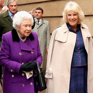 Queen Elizabeth, Camilla