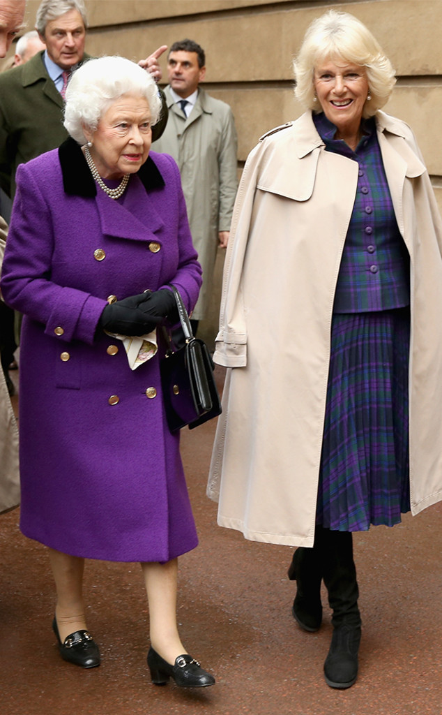 """Queen Elizabeth Reportedly Called Camilla Parker-Bowles """"Wicked Woman"""" After """"Several Martinis"""""""