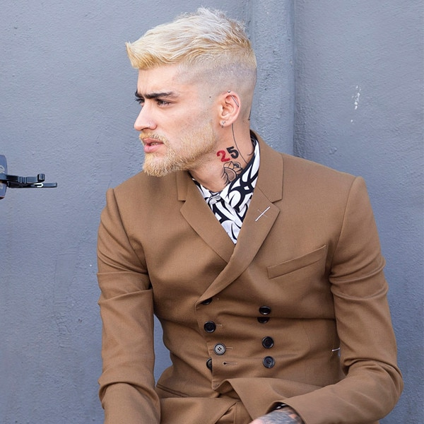 Zayn Malik's New Hair Color Is a Classic Breakover Move
