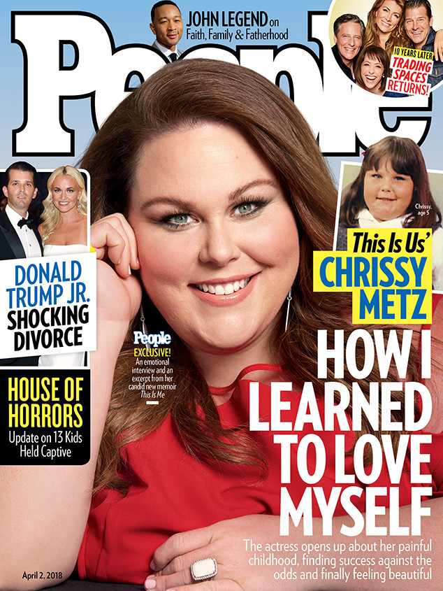 Chrissy Metz On Her Abusive Stepfather: He Hit Me And Forced Weigh-Ins
