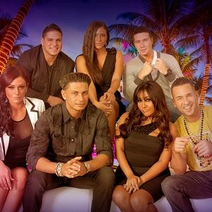 Jersey Shore Cast, Miami Nightlife, Hotspots
