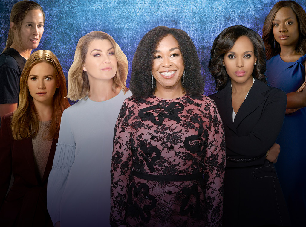 From Grey's Anatomy To Station 19: Assessing The State Of Shondaland On ABC
