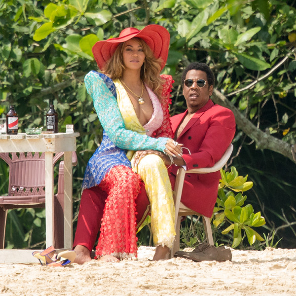 Image result for beyonce in jamaica