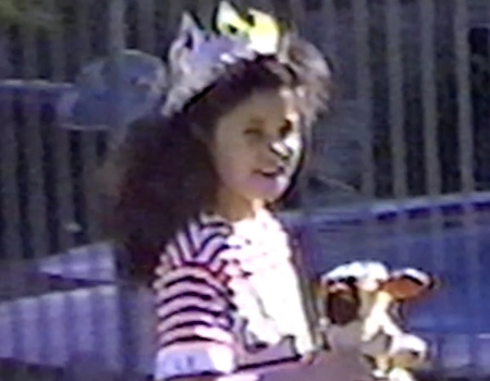 Meghan Markle Was Destined to Become Royalty--and This Video of Her Playing Queen at Age 8 Proves It