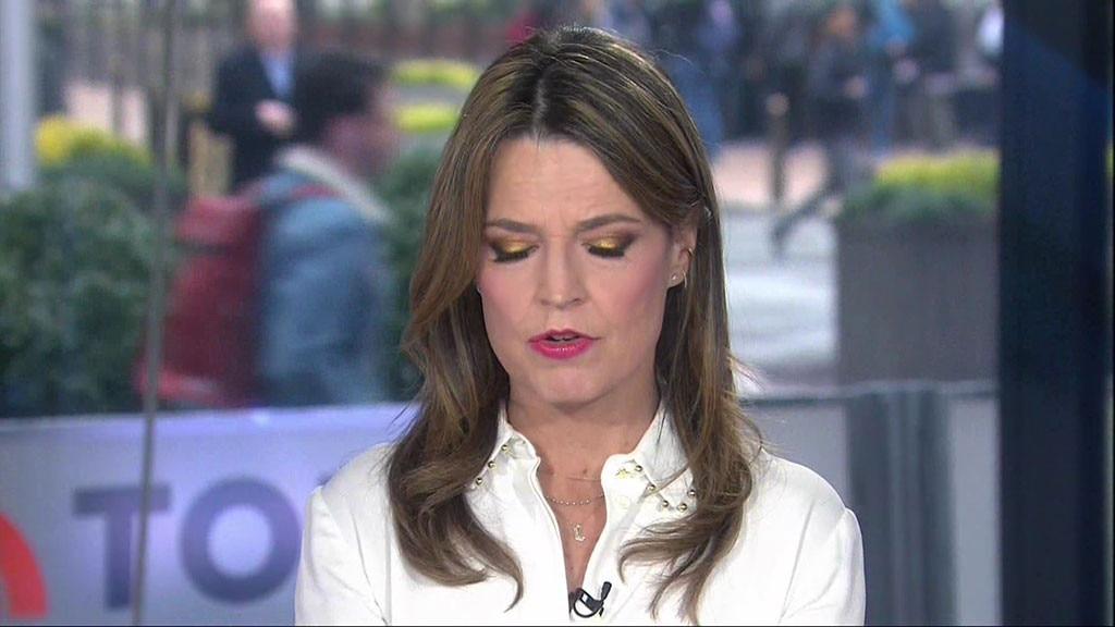 Savannah Guthrie Curses on Live TV, Issues Immediate Apology