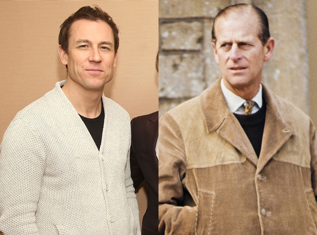 Outlander's Tobias Menzies joins The Crown as new Prince Philip