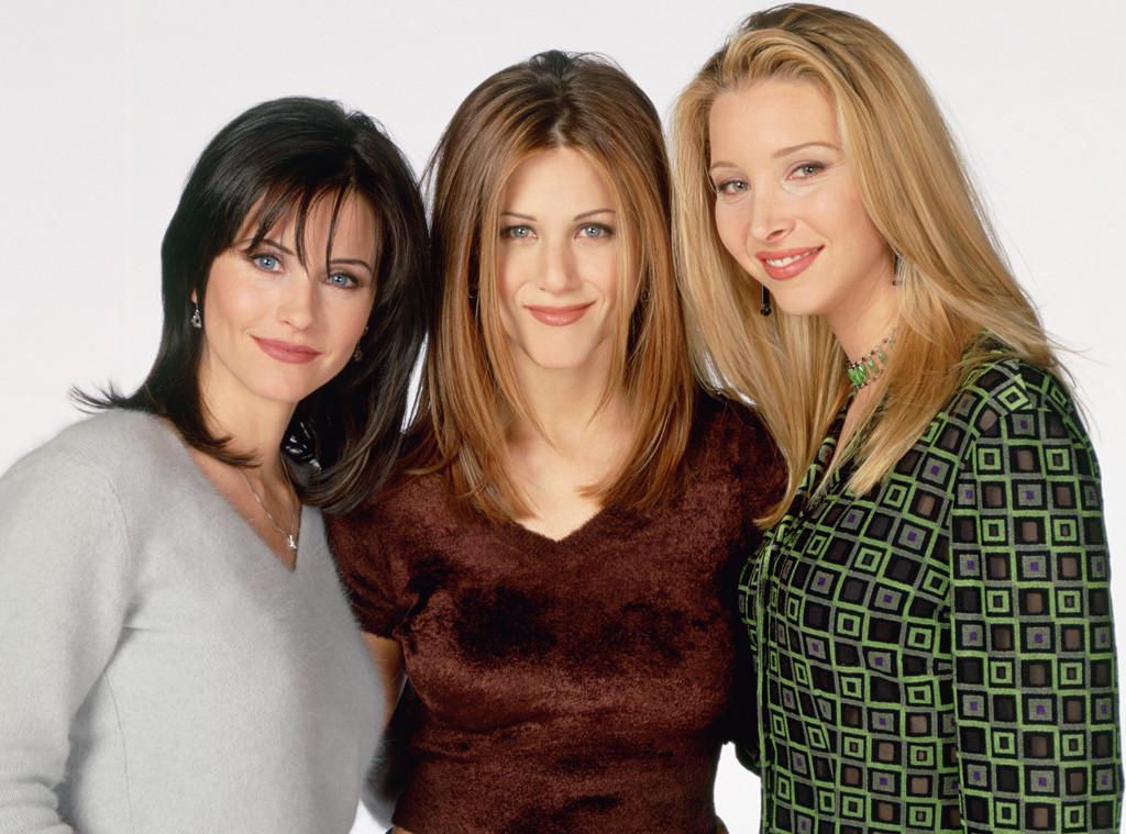 Courteney Cox, Jennifer Aniston, Lisa Kudrow