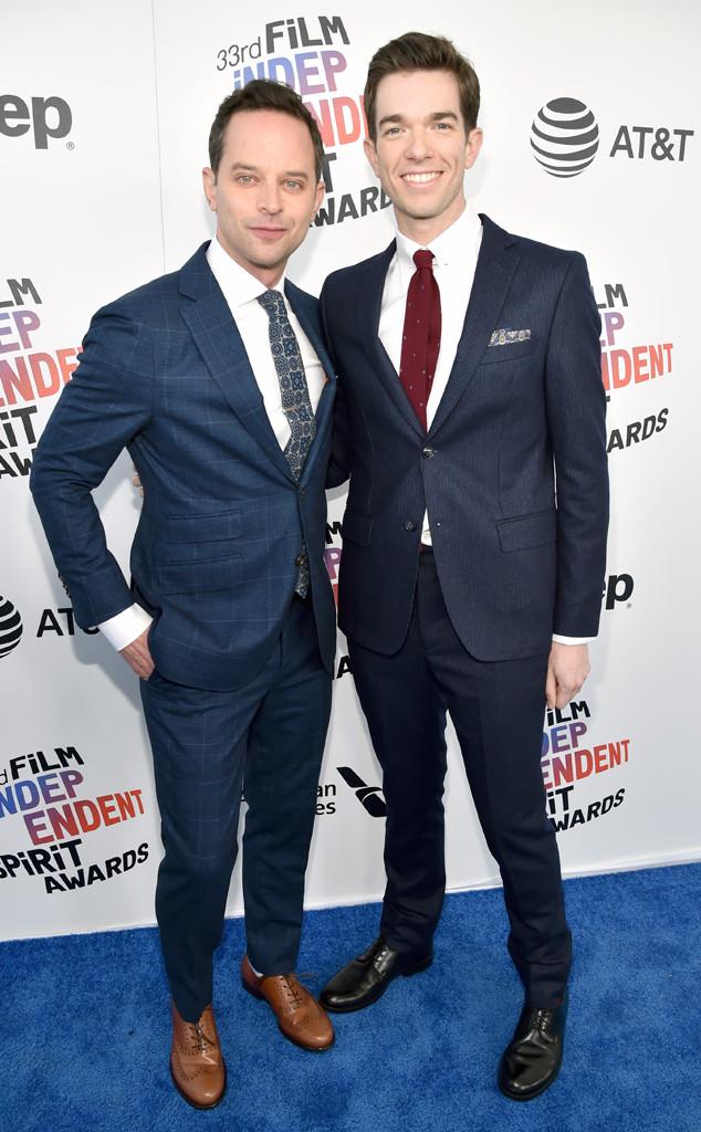Nick Kroll, John Mulaney, 2018 Film Independent Spirit Awards