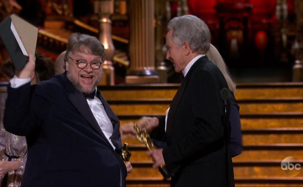 2018 Oscars, Best Picture