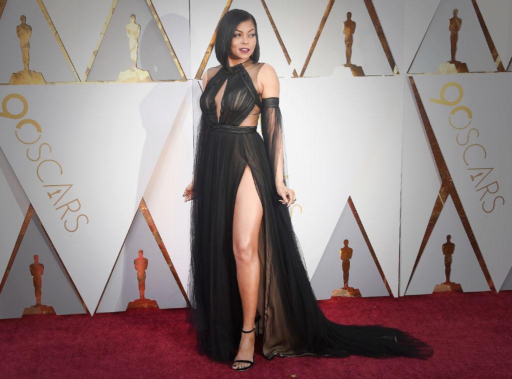 ESC: Taraji P. Henson, Oscars 2018