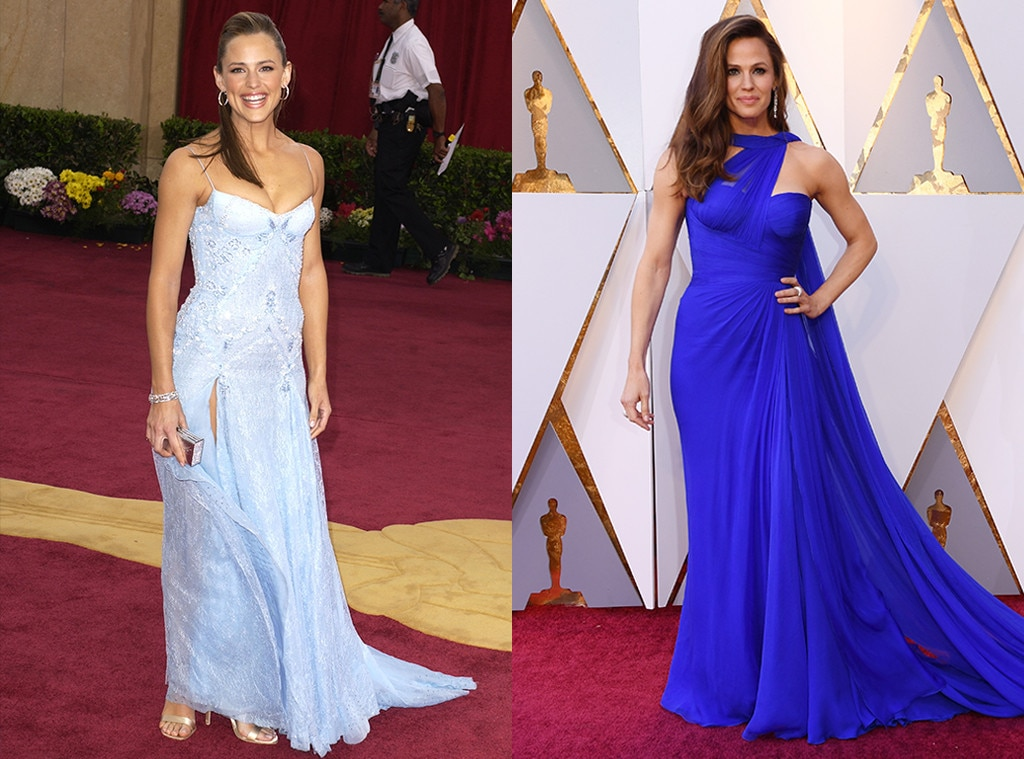Jennifer Garner gave us the ideal  meme at the Oscars