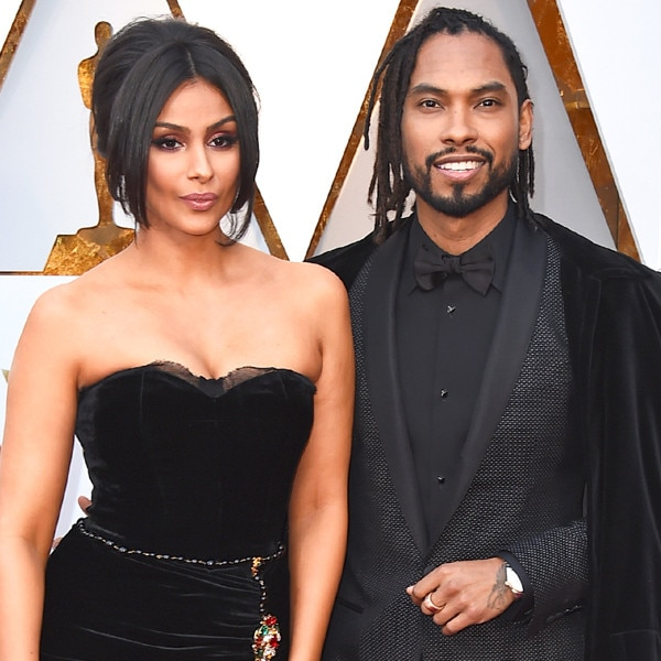 2018 Oscars Red Carpet Couples