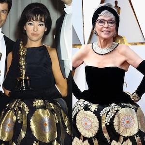 Rita Moreno, 1962 Oscars, 2018 Oscars