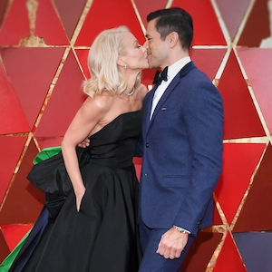 Glambot: Kelly Ripa and Mark Consuelos, Oscars 2018