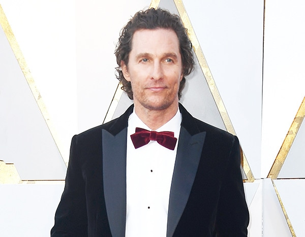 Matthew McConaughey Tells the Wild Story Of How He Saved His Son From a Mountain Ram