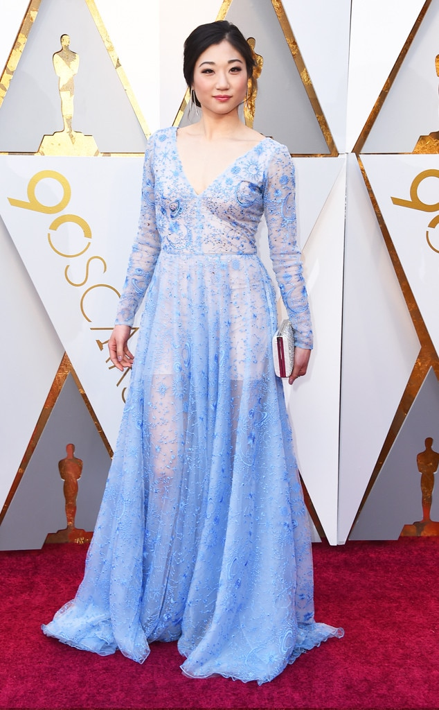2018 Oscars Red Carpet Fashion