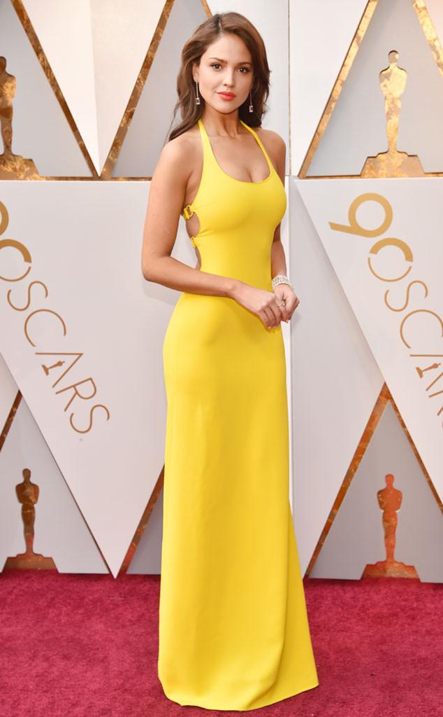 Eiza Gonzalez, 2018 Oscars, Red Carpet Fashions