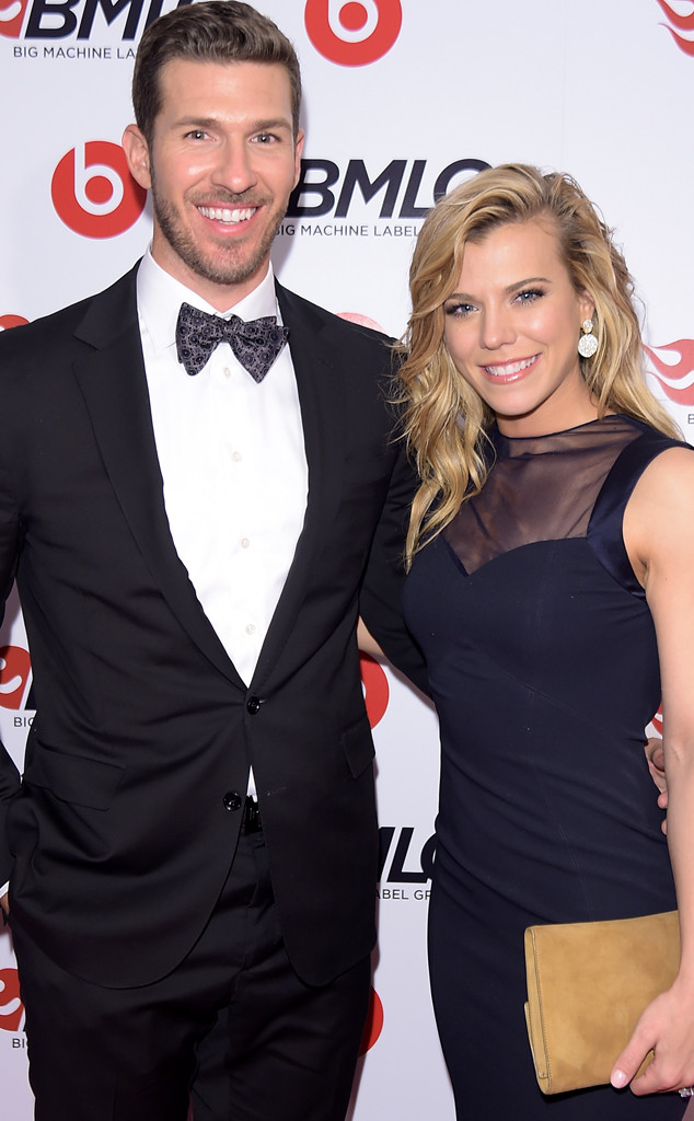 J.P. Arencibia, Kimberly Perry