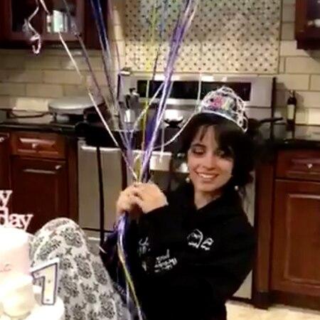 rs 600x600 180305114428 600.Camila Cabello birthday 03052018 - Watch Camila Cabello's 21st Birthday Celebration