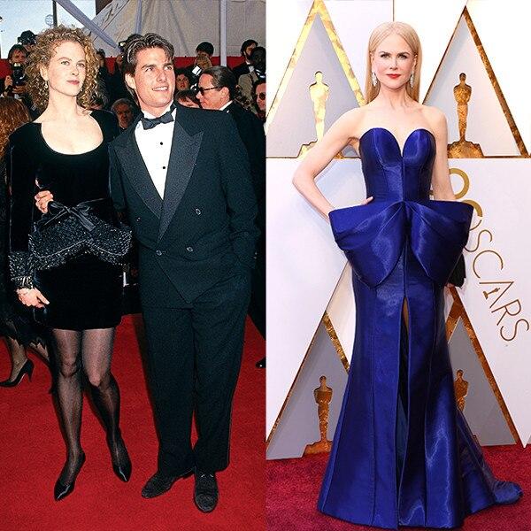 Nicole Kidman, Oscars, First Oscars, 1991, 2018