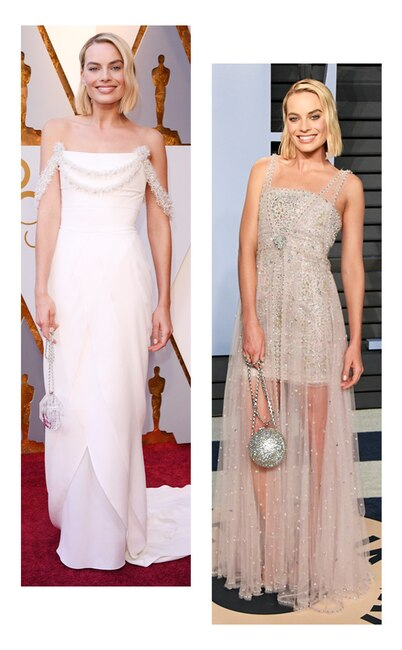 ESC: Oscars vs Vanity Fair, Margot Robbie