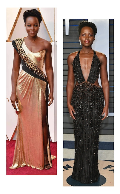 ESC: Oscars vs Vanity Fair, Lupita Nyong'o