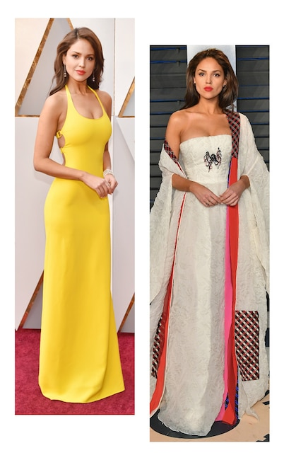 ESC: Oscars vs Vanity Fair, Eiza González